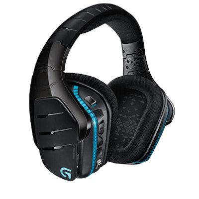Logitech G933 Artemis Spectrum 7.1 Surround Sound Wireless Gaming Headset