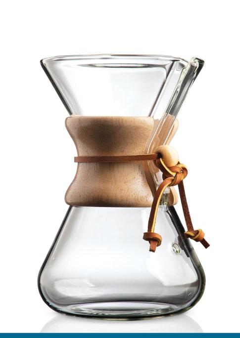 Five Cup Handblown CHEMEX®