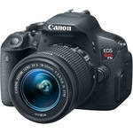 Canon T5i EOS Rebel DSLR Camera with 18-55mm Lens 8595B003 B&H