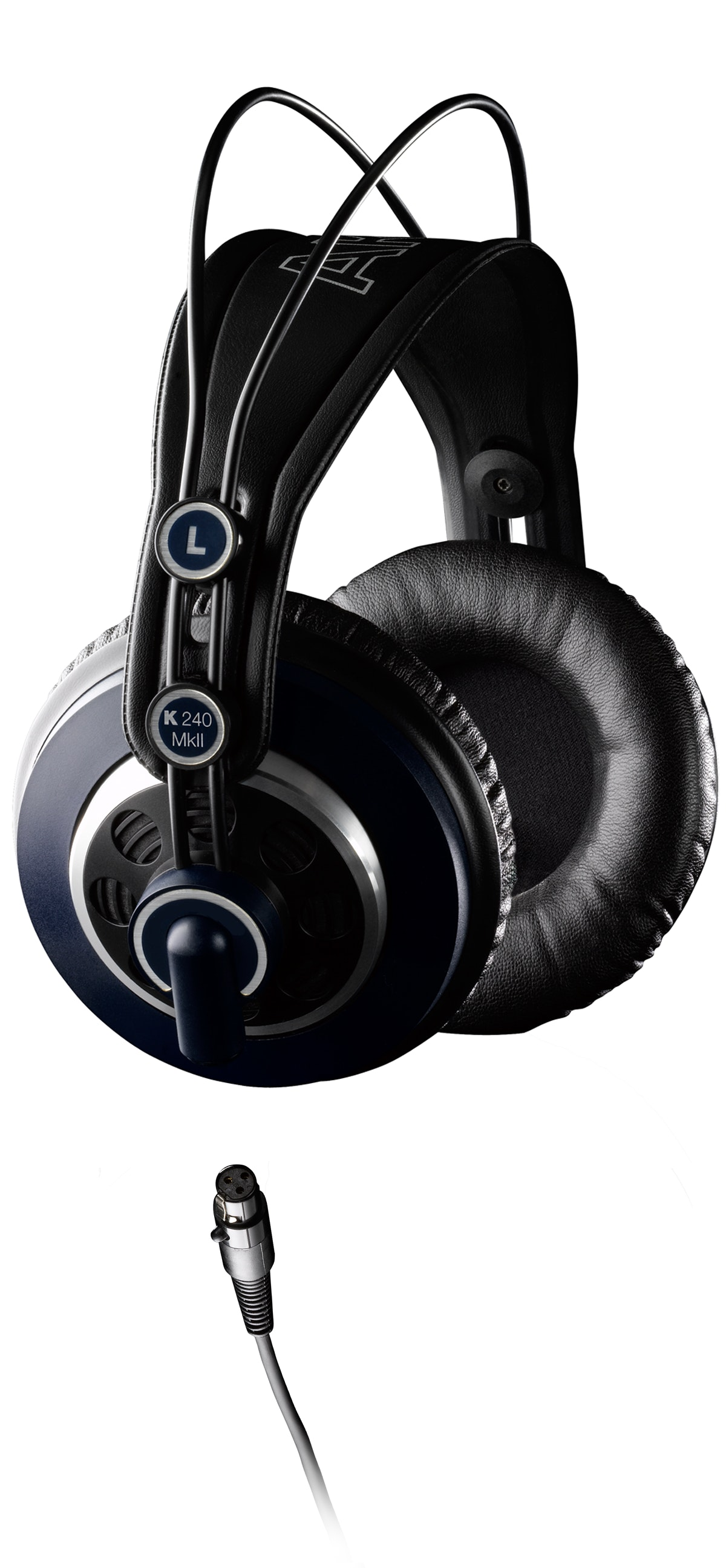 K240 MKII - Professional studio headphones | AKG Acoustics