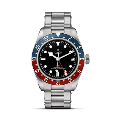 New TUDOR Black Bay GMT Watch - Baselworld 2018 - m79830rb-0001
