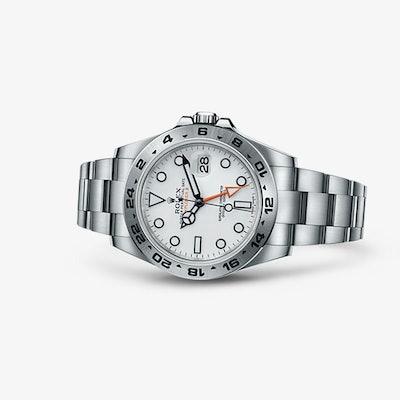 Rolex Explorer II Watch: 904L steel - 216570