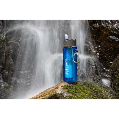 LifeStraw Go with 2-Stage Filtration | LifeStraw | Distributed by Eartheasy