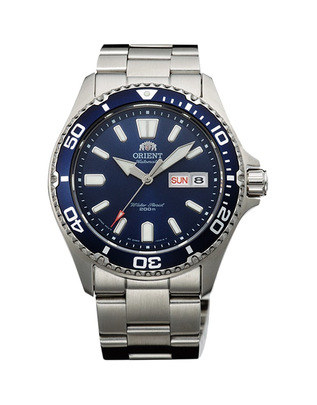 Orient Diver Mako USA II Diving Watch | SAA0200BD9