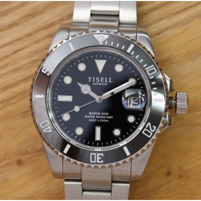 Tisell Dive Watch