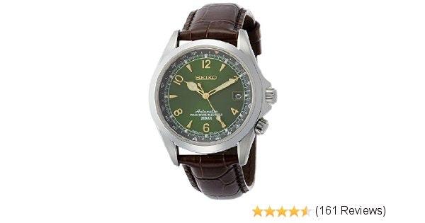 Seiko SARB017 Alpinist Analog  Automatic Watch