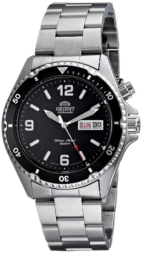 Orient Men's CEM65001B Automatic Dive Watch
