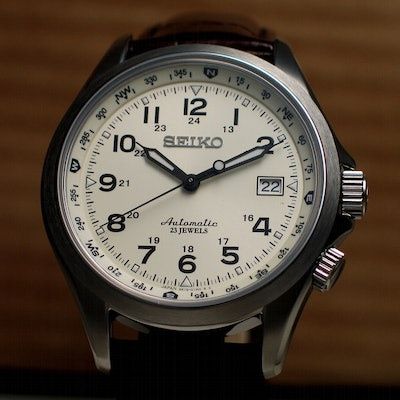Seiko SARG005 Automatic Field Watch