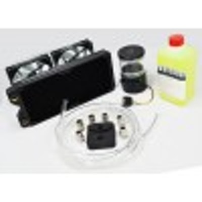 Magicool DIY Liquid Cooling System - Dual 120mm Edition by Magicool