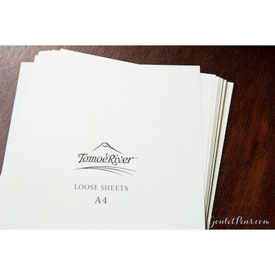 Tomoe River Loose Sheets - A4, Cream