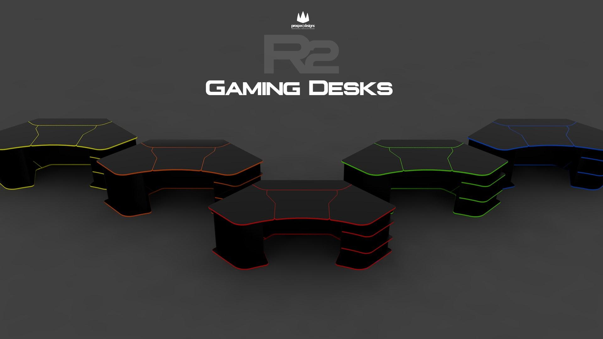 R2 Gaming Desks
