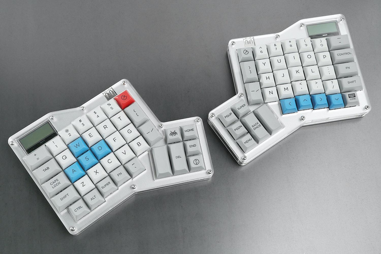 Infinity ErgoDox Ergonomic Keyboard Kit - Massdrop
