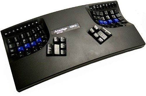 Advantage for PC & Mac - Kinesis Corporation » Kinesis Corporation » Where comfo