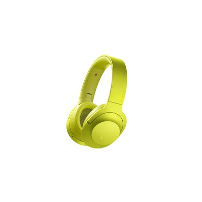Stylish Wireless Noise Cancelling Headphones   MDR-100ABN   Sony AU