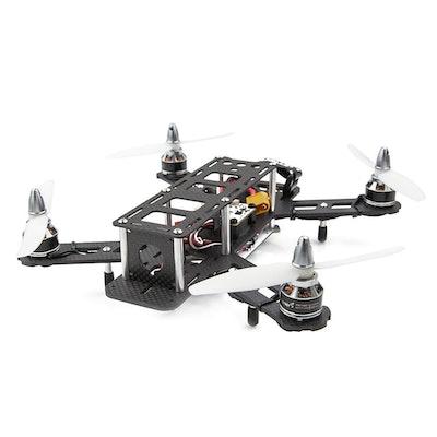 the QAV250 Mini FPV Quadcopter RTF - Carbon Fiber Edition