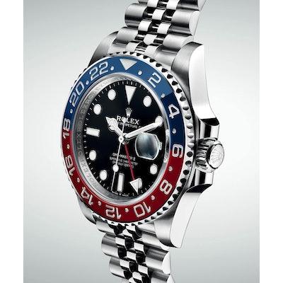 New Rolex GMT-Master II watch - Baselworld 2018