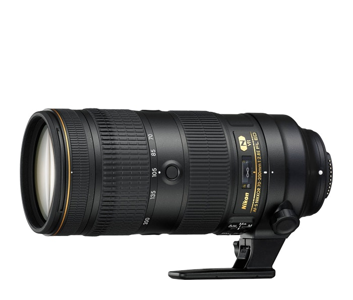 AF-S NIKKOR 70-200mm f/2.8E FL ED VR | Interchangeable Lens for Nikon DSLRs