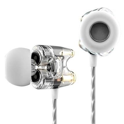TTPOD T1 Dual Dynamic Professional In-Ear Earphones