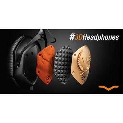 V-MODA Crossfade M-100 3D Metal Headphones