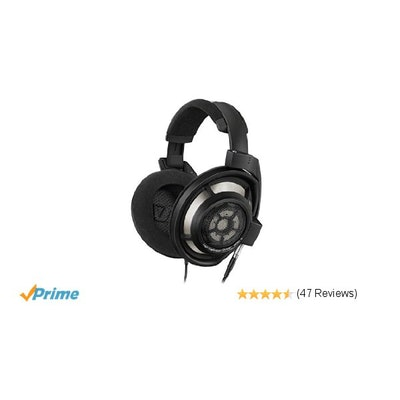 Sennheiser HD 800 S Reference Headphone System: Electronics