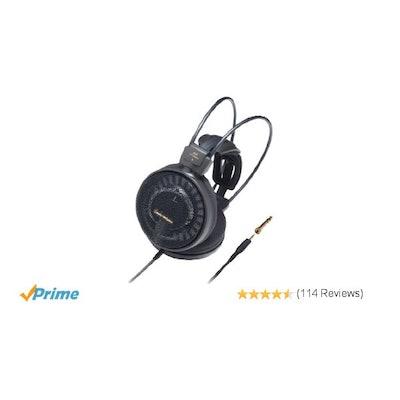 Amazon.com: Audio Technica ATH-AD900X Open-Back Audiophile Headphones: AUDIO TEC
