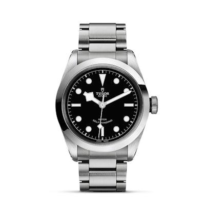 New TUDOR Heritage Black Bay 41 Watch - Baselworld 2017 - m79540-0001