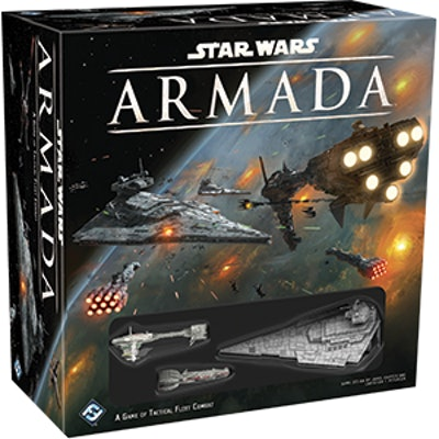 Star Wars: Armada - Fantasy Flight Games