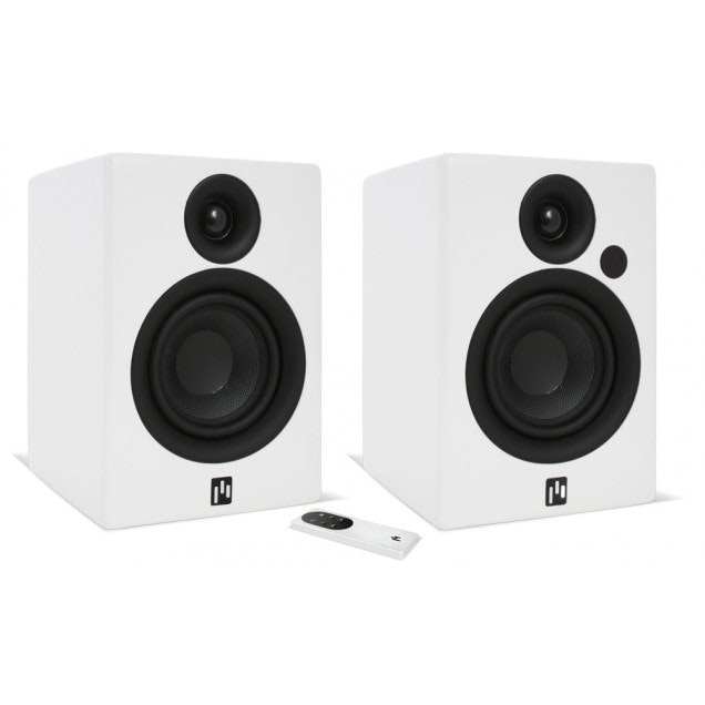 Allaire Bluetooth Speaker Pair - Wireless Speakers - SPEAKERS - Aperion Audio