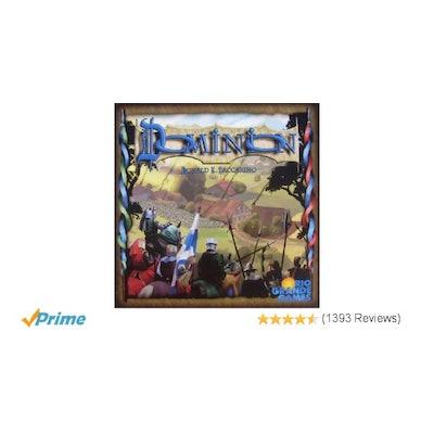 Amazon.com: Dominion: Toys & Games
