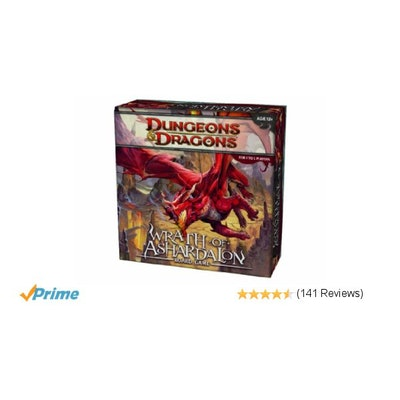 Amazon.com: Dungeons and Dragons: Wrath of Ashardalon: Peter Lee: Toys & Games