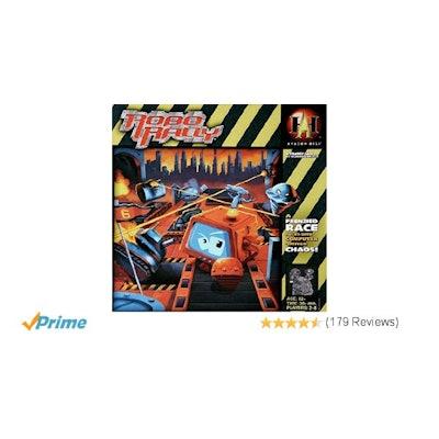 Amazon.com: Roborally: Toys & Games