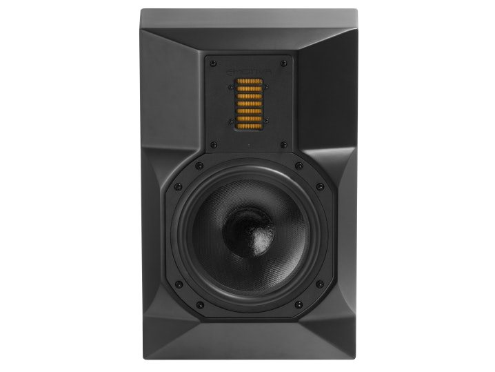 Stealth 8 Powered Studio Monitor Speakers by Emotiva