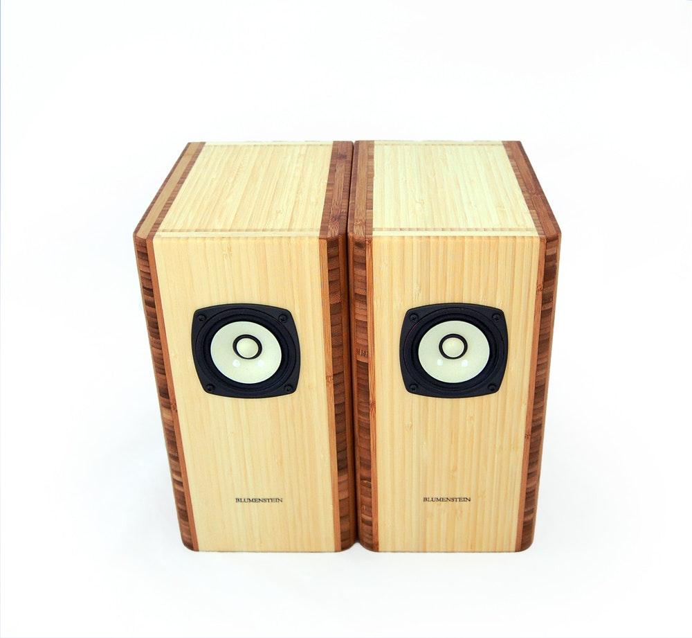 """Blumenstein Audio Orca 3"""" Fullrange Pair"""