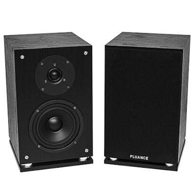 Fluance-SX6 Two-Way Bookshelf Speakers