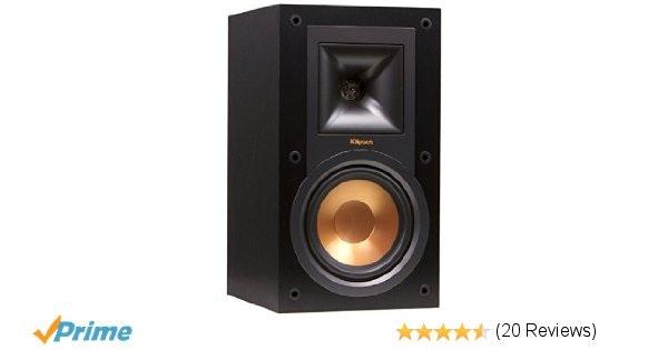 Klipsch R-15M Bookshelf Monitor Speakers