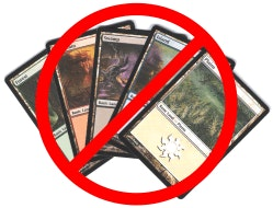 Get Rid of MTG all-together!