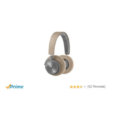 Amazon.com: B&O PLAY by Bang & Olufsen Beoplay H9 Wireless Over-Ear Headphone wi