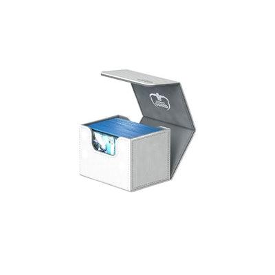 Amazon.com: Ultimate Guard Sidewinder Deck Box 100+ XenoSkin Card Game, White, L