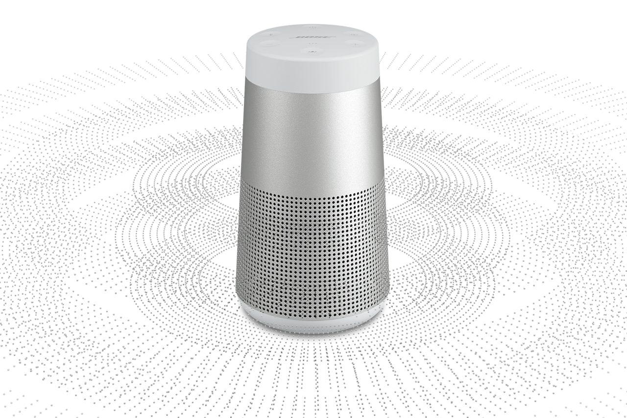 Bose SoundLink Revolve Portable Bluetooth® 360 Speaker | Bose