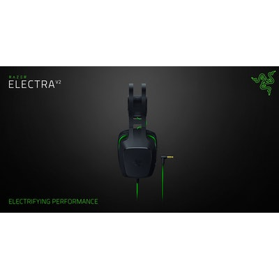 PC or Console Gaming Headset - Razer Electra V2