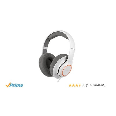 Amazon.com: SteelSeries Siberia RAW Prism Gaming Headset: Computers & Accessorie