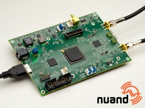 Nuand | bladeRF x40 Software Defined Radio
