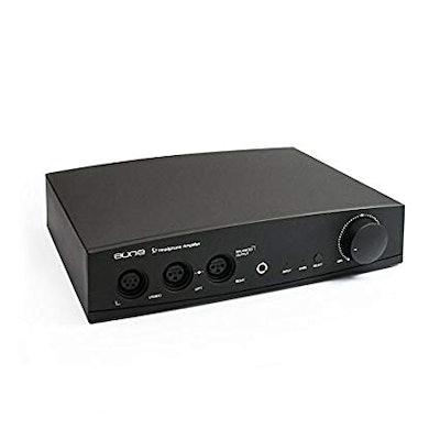 Aune S7 Headphone Amplifier HIFI Audio Earphone AMP Balanced Output RCA XLR