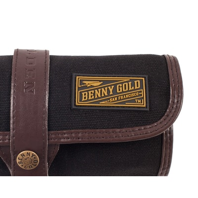Benny Gold Roll Bag