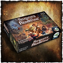 Shadows of Brimstone: City of the Ancients - Flying Frog Productions