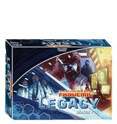 Pandemic: Legacy BLUE