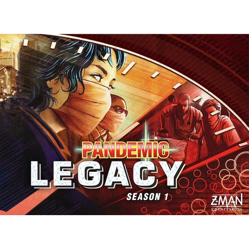Pandemic: Legacy RED
