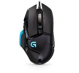 G502 Proteus Core Gaming Mouse - FPS Mouse - Logitech