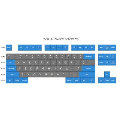 HONEYB/TENKLESS/SPH (TENKLESS blue/grey kit)