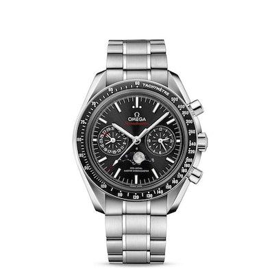 Speedmaster Steel Chronograph Watch 304.30.44.52.01.001    OMEGA®constellationco
